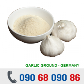 BỘT TỎI - GARLIC GROUND - ĐỨC