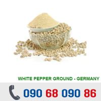 BỘT TIÊU TRẮNG - ĐỨC - WHITE PEPPER GROUND
