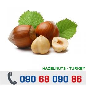 NHÂN HẠT PHỈ KHÔNG VỎ - TURKEY