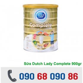 SỮA CÔ GÁI HÀ LAN DUTCH LADY COMPLETE 900GR (2 - 6 TUỔI)