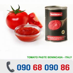 CÀ CHUA NGHIỀN BENINCASA - ITALY