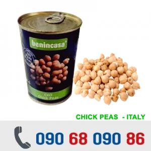 ĐẬU GÀ ĐÓNG HỘP 400G - ITALY