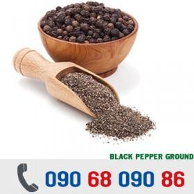 BỘT TIÊU ĐEN - ĐỨC - BLACK PEPPER GROUND