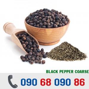 TIỂU ĐEN NGHIỀN - BLACK PEPPER COARSE - ĐỨC