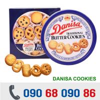 BÁNH DANISA - ĐAN MẠCH