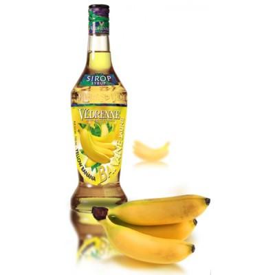 SI RÔ HƯƠNG CHUỐI - Védrenne Banana Syrup 700Ml