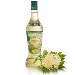 SIRÔ HƯƠNG HOA HƯỚNG DƯƠNG - Védrenne Elderflower Syrup 700Ml