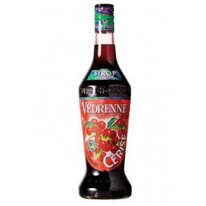SIRÔ HƯƠNG CHERRY - Védrenne Cherry Syrup 700Ml