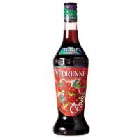 SIRÔ HƯƠNG CHERRY Védrenne Cherry Syrup 700ML - Pháp