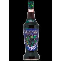 SIRÔ HƯƠNG MÂM XÔI ĐEN Vedrenne Blackberry Syrup 700ML - French
