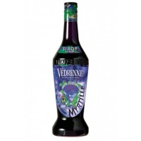 SIRÔ HƯƠNG QUẢ VIỆT QUẤT - Védrenne Blueberry Syrup 700Ml
