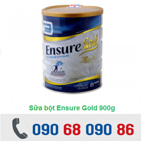 SỮA BỘT ENSURE GOLD 900G