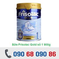SỮA FRISOLAC GOLD SỐ 1 900G (0 - 6 THÁNG