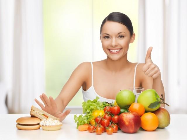 Ăn uống lành mạnh giúp làm chậm quá trình lão hóa và chống viêm