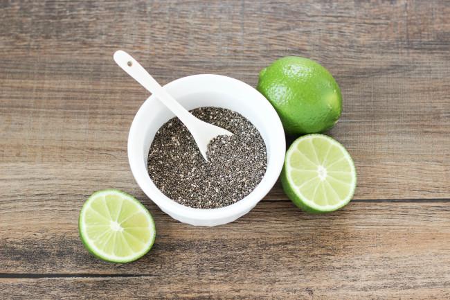 hạt chia giúp xương chắc khỏe